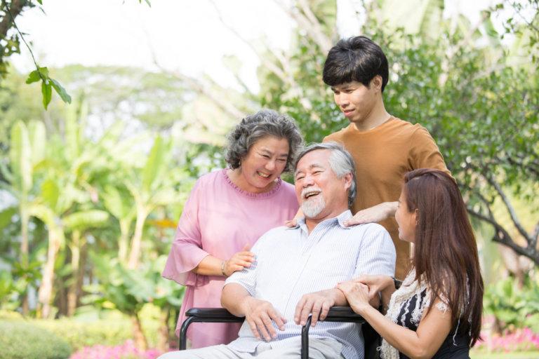 老人照護政策
