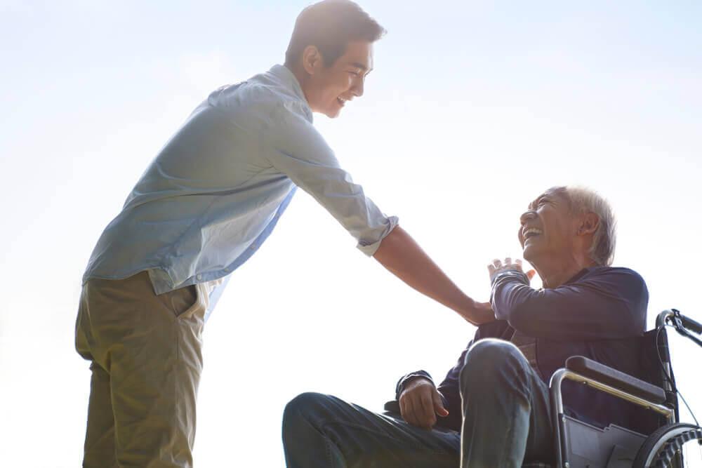 老人溝通教學