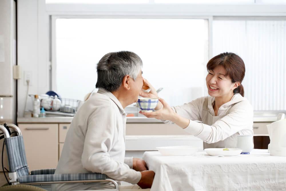 老人看護補助可以減輕負擔